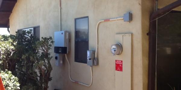 San Diego Solar Grid