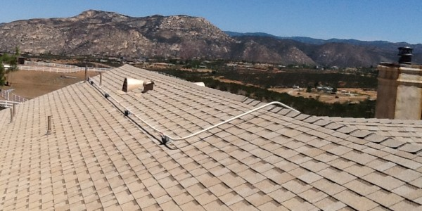 Solar Tubes Matching roof