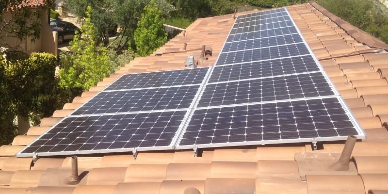 4S Ranch Solar Panels