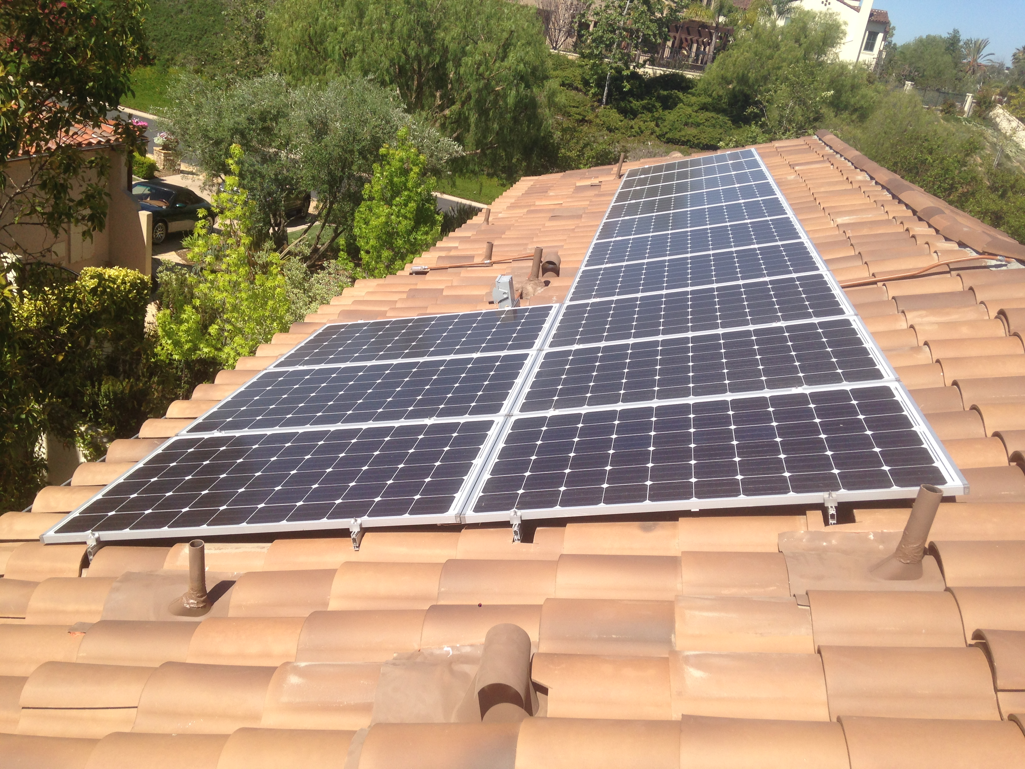 4S Ranch Solar Panels