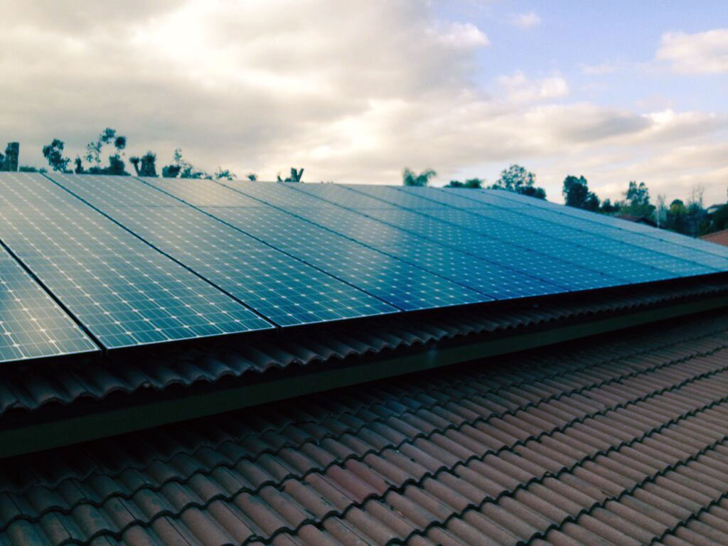 San Diego Country Estates Solar Panels